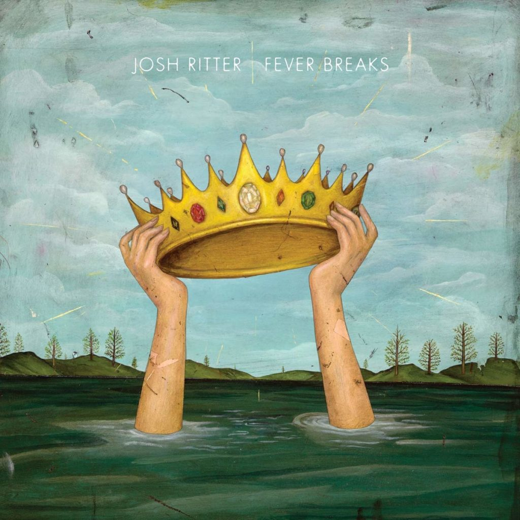 Josh Ritter – Fever Breaks (cover art)