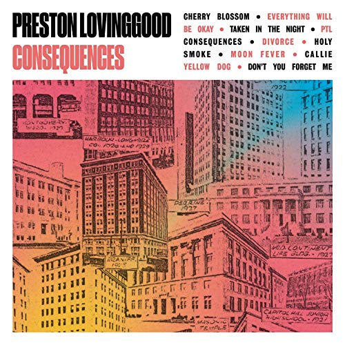 Preston Lovinggood – Consequences (cover art)
