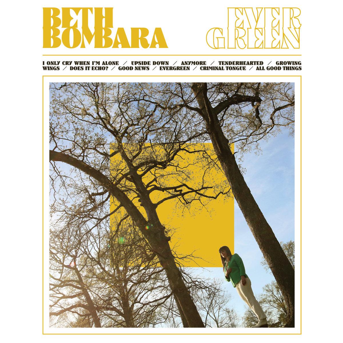 Beth Bombara – Evergreen (cover art)
