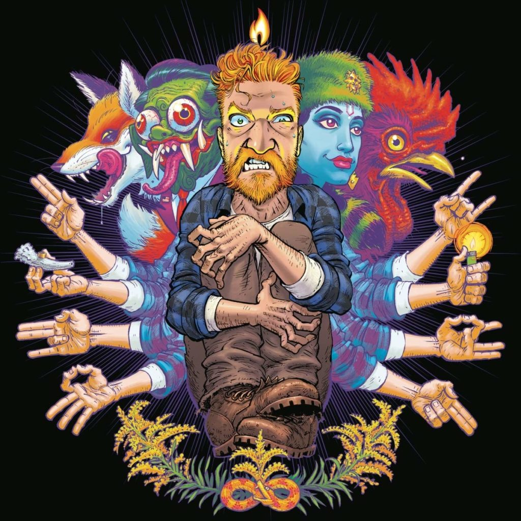 Tyler Childers - cover art
