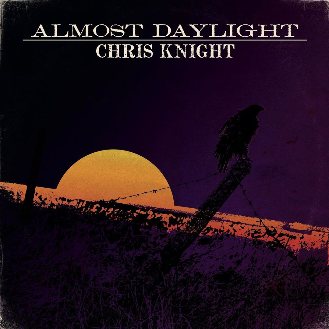 Chris Knight - Almost Daylight (cover art)
