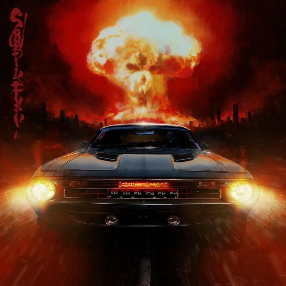Sturgill Simpson – Sound & Fury (cover art)