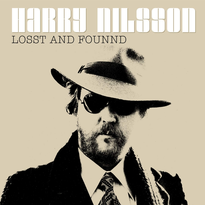 Harry Nilsson – Losst and Founnd (cover art)