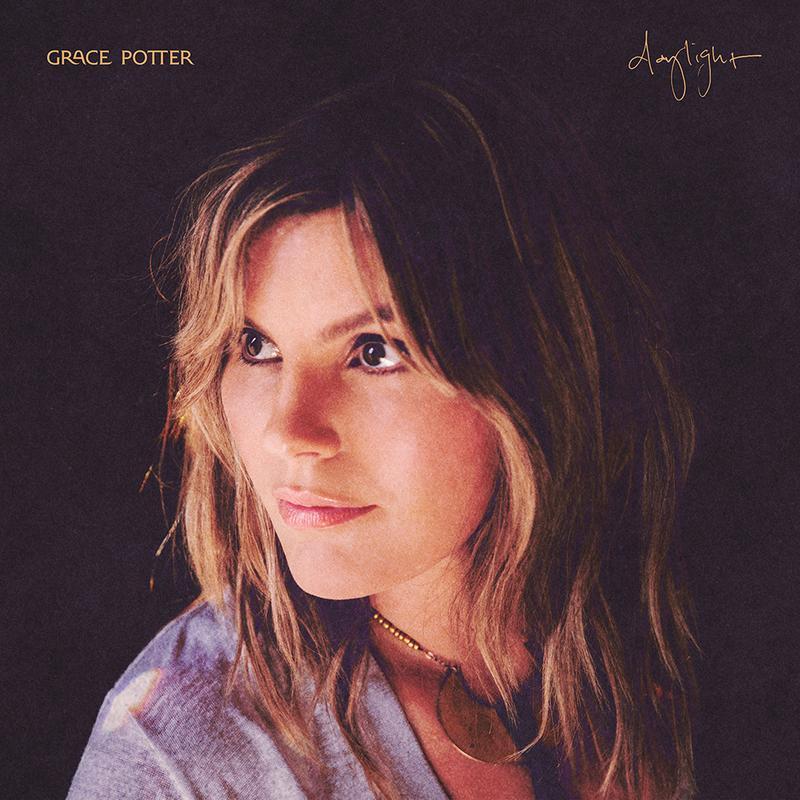 Grace Potter - Daylight (album cover)