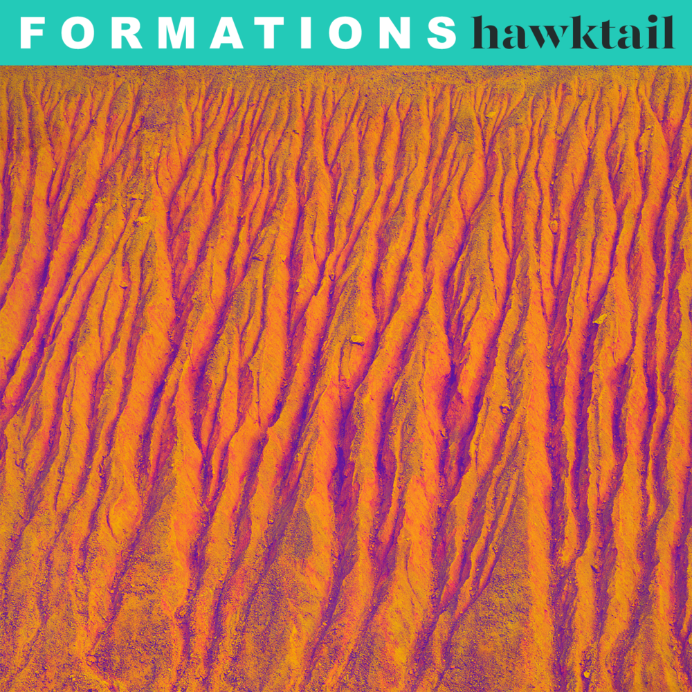 Hawktail - Formations (cover art)
