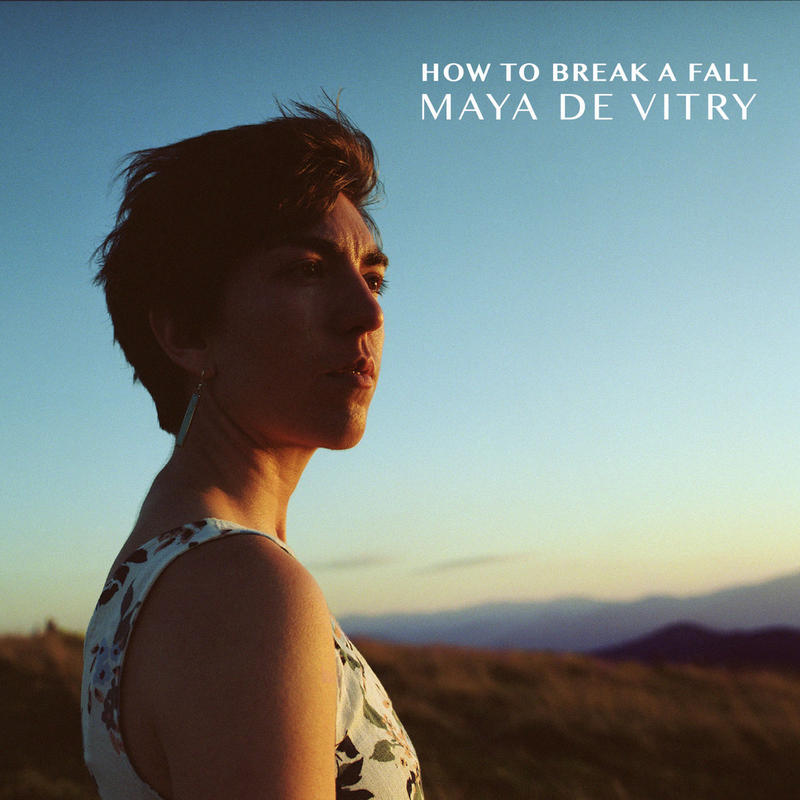 Maya de Vitry – How to Break a Fall (cover art)