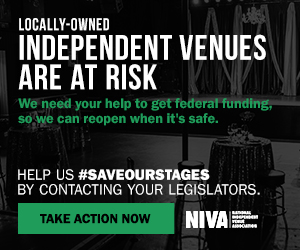 NIVA - #SaveOurStages