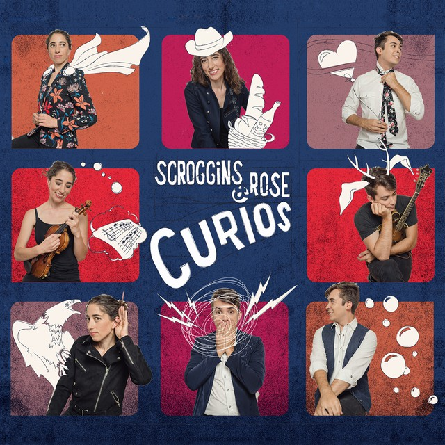 Scroggins & Rose – Curios (cover art)