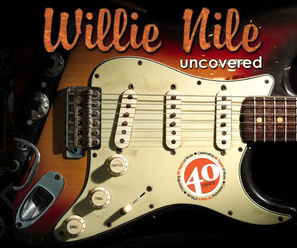 Various Artists – Willie Nile Uncovered (cover art)