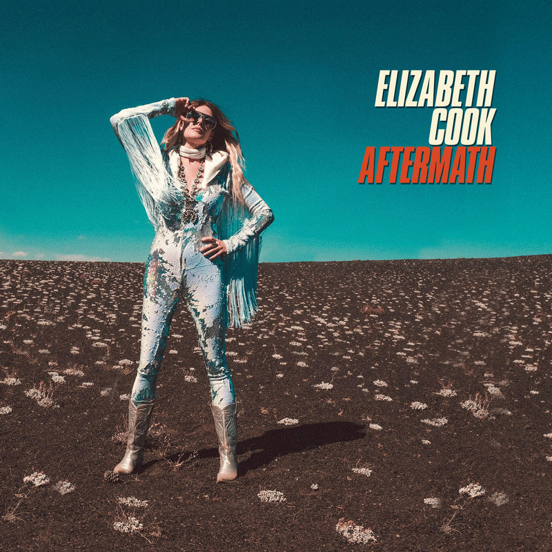 Elizabeth Cook - Aftermath (cover art)
