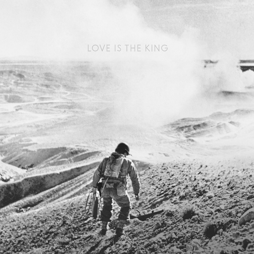 Jeff Tweedy – Love is the King (cover art)