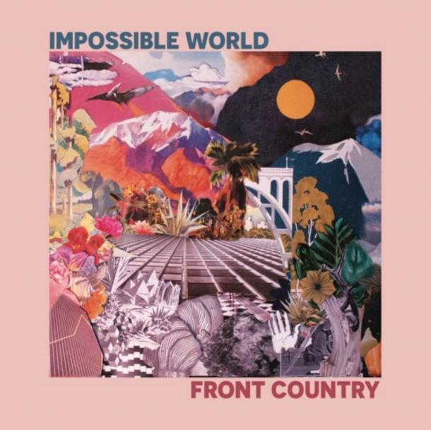 Front Country – Impossible World (cover art)
