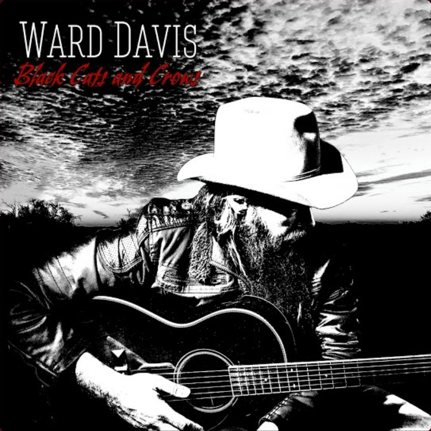 Ward Davis – Black Cats and Crows (cover art)
