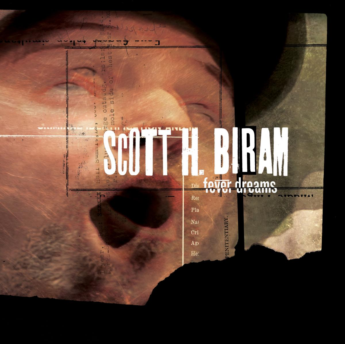 Scott H. Biram – Fever Dreams (cover art)