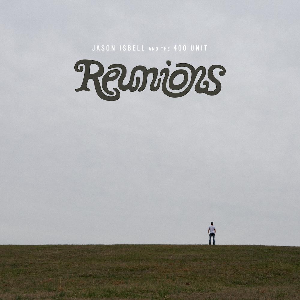 Jason Isbell - Reunions (cover art)