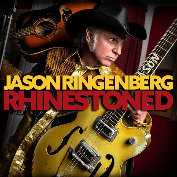 Jason Ringenberg - Rhinestoned (cover art)