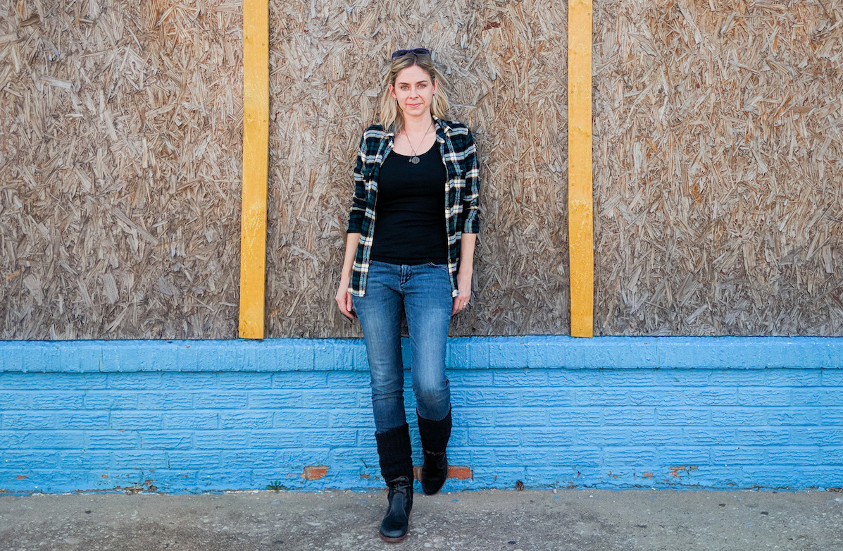 Vanessa Peters (photo by Rip Rowan)
