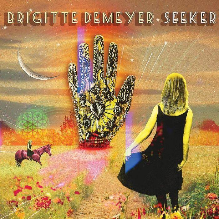 Brigitte DeMeyer – Seeker (cover art)