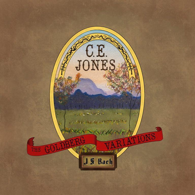 C.E. Jones – Goldberg Variations (cover art)