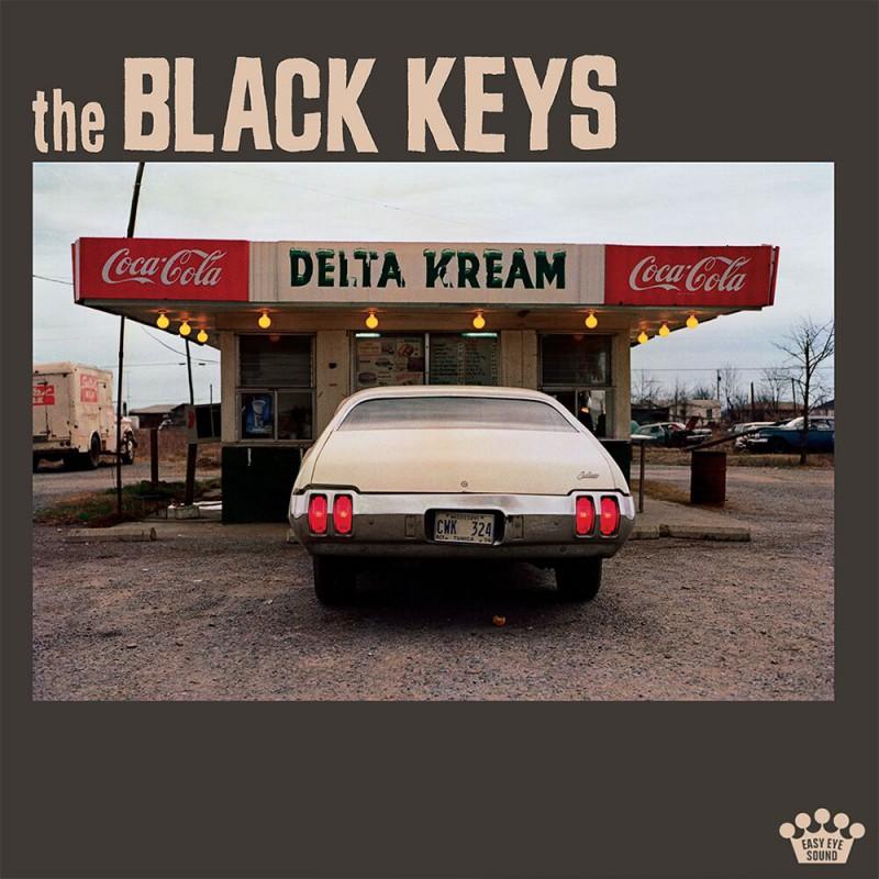 The Black Keys – Delta Kream (cover art)