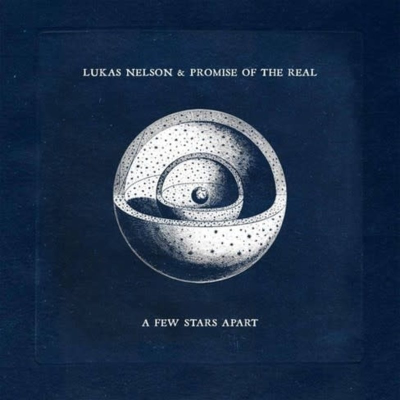 Lukas Nelson & The Promise of the Real – A Few Stars Apart (cover art)