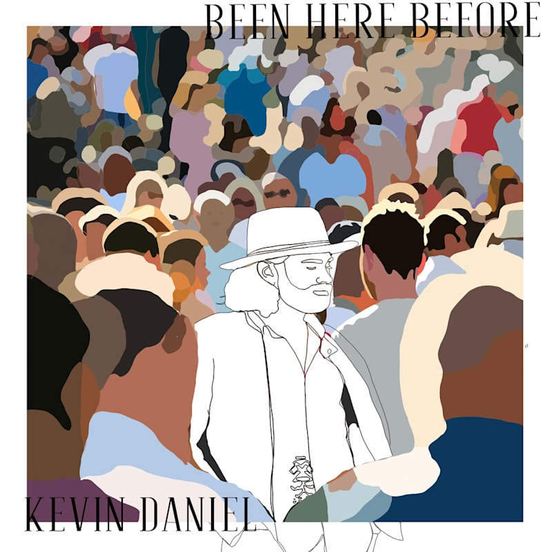 Kevin Daniel - Been Here Before (cover art)