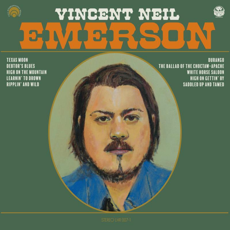 Vincent Neil Emerson - Vincent Neil Emerson (cover art)